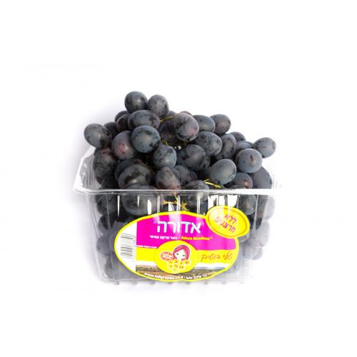 ענבים שחורים ללא חרצנים